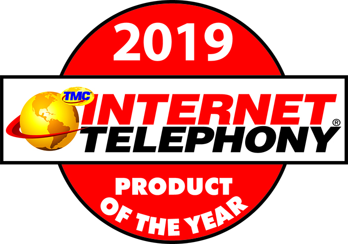 Monster VoIP Receives 2019 INTERNET TELEPHONY Product of the Year Award