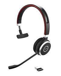 Jabra Evolve 65 MS Mono, Headset