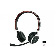 Jabra Evolve 65 MS Stereo, Headset 1